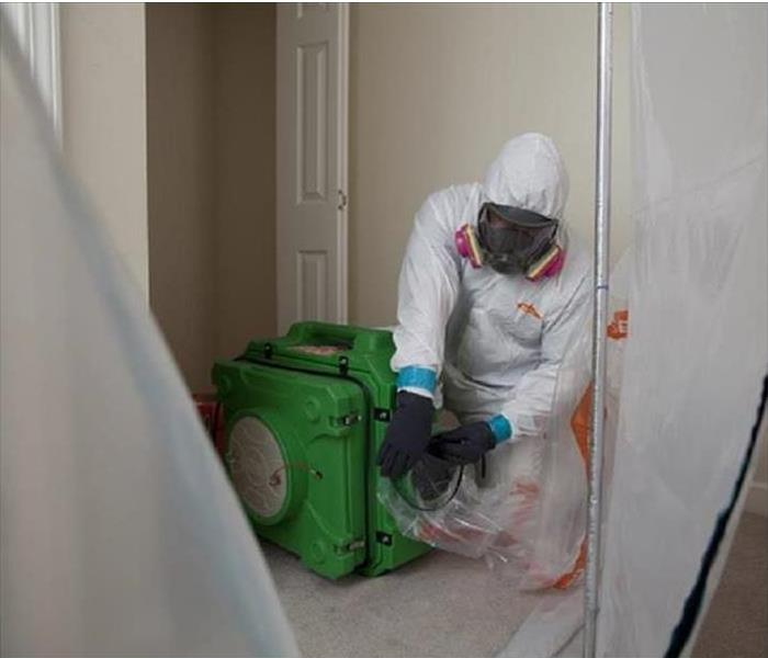 Mold Remediation Taking Mold Precautions