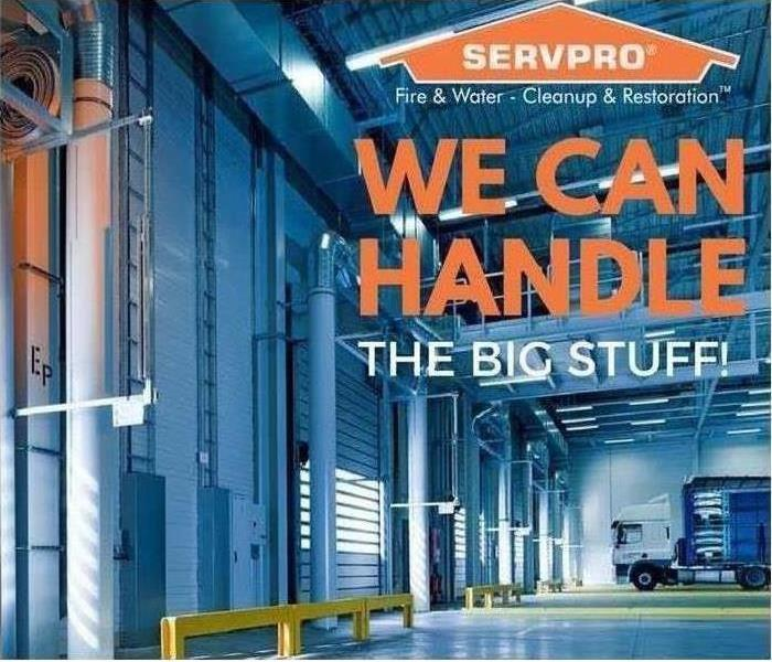 General Why SERVPRO of Eau Claire?