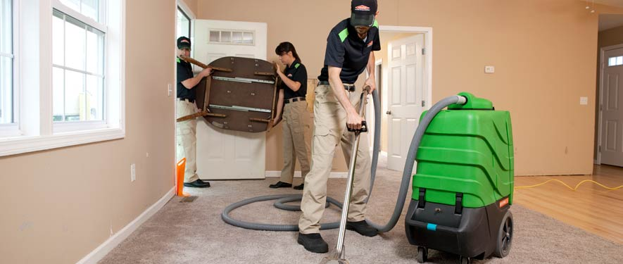 Eau Claire, WI residential restoration cleaning